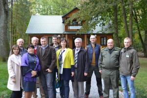 Польські науковці хочуть вивчати волинський ліс (Фото, відео)