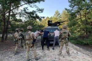 Як прикордонники Волині знешкоджували диверсантів на Поліссі (Фото)