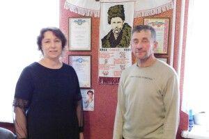 Волинянка вишила портрет Тараса Шевченка заодну ніч