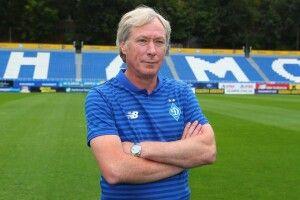 Головним тренером київського «Динамо» став Олексій Михайличенко