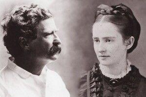 Марк Твен одружився незайманим у34роки