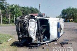 Моторошне ДТП на Маневицькому перехресті: не приходячи до тями у районній лікарні померла 42-річна жінка