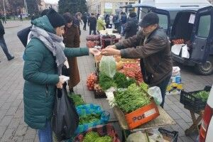Аграрні ярмарки у Луцьку відбуватимуться двічі на тиждень