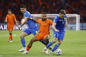 Українці та голандці побили європейські футбольні рекорди