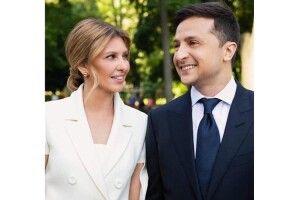 Олена Зеленська: «Я можу насварити свого чоловіка– мені ніхто незабороняє»