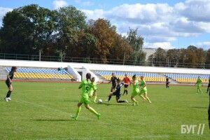 Володимирчанки потрапили до фінального етапу Дівочої футбольної ліги