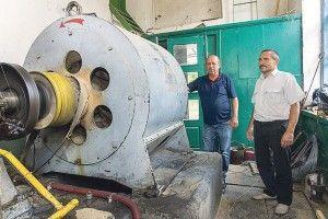У Млинові отримують електроенергію прямо з води