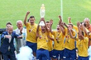 Українська футбольна команда дітей під опікою стала чемпіоном світу