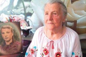 Пані Люба з Володимирщини в 16років стала зв'язковою УПА. Встигла і в застінках побути й ворожіння циганки перевірити