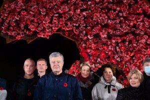 Депутати «Європейської Солідарності» разом з ветеранами та активістами відзначили «Першу хвилину миру»