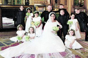 Фотографувати своє весілля принц Гаррі та Меган Маркл довірили професіоналу зволинськими коренями