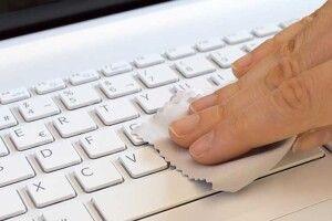 Клавіатура любить спирт іванну