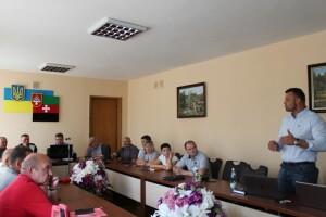 У Нововолинську презентували проект будівництва очисних споруд