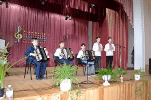 В Олицькому будинку культури звучала класична музика