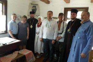 Митрополит Олександр Драбинко відвідав місця повстанської слави