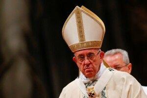 Папа Римський Франциск закликав людство відмовитися від викопного палива