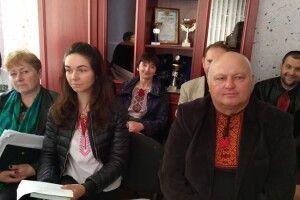 Відзвітували, як у Кременецькому старостинському окрузі розвивається освіта і культура