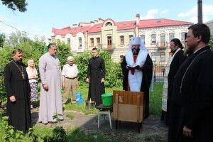 У Луцьку освятили монастир