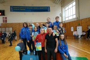 Ковельські спортсмени — переможців та призерів відкритого Всеукраїнського турніру з вільної боротьби