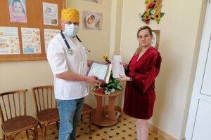 «єМалятко» у Вололодимирі Волинському допомагатиме новоспеченим батькам