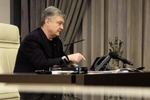 Порошенко з Жаданом поговорили про українську культуру в ефірі прифронтового радіо «Тризуб ФМ»