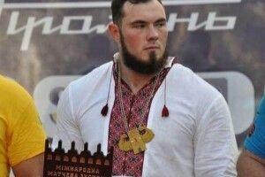 Український силач встановив світовий рекорд
