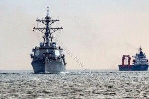 У Чорне море ввійшов есмінець ВМС США
