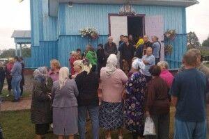 12 кримінальних проваджень – результат міжцерковного протистояння в селі на Рівненщині