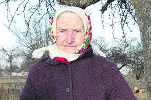 102-річна Катерина Коць: «Дай, Боже, усім здоров'ячка – в руках, у ногах і в голові»