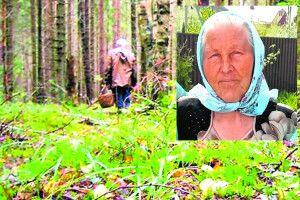79-річна «бабуся-спецназ» дві ночі провела на дереві