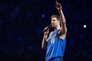 Легендарний німецький баскетболіст Дірк Новіцкі заявив про завершення кар'єри в НБА