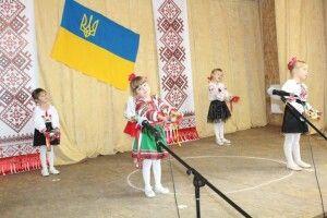 У Вишнівській ОТГ піснями та танцями вшанували українських захисників