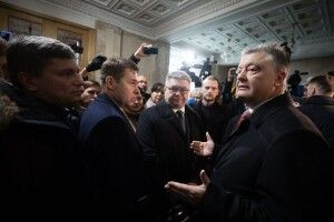 Якщо ДБР допитує Порошенка через Мінські угоди, то треба допитувати і Макрона, Меркель, Олланда і Путіна, - Геращенко