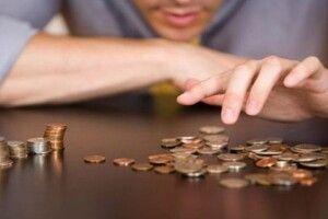 З 1 січня прожитковий мінімум зросте лише на 162 гривні