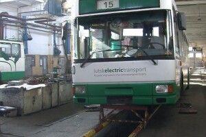 Майже по тисячі кілометрів наїздили два нових луцьких тролейбуси за п'ять днів роботи