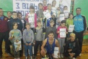 Юні борці з Ковеля успішно виступили на Всеукраїнському турнірі