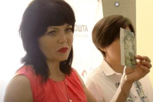 Сьогодні волинські поштарі активно набирають один телефонний номер (Відео)