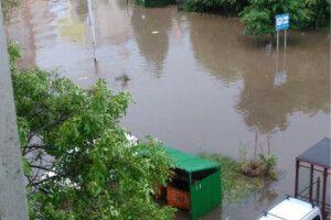 Лучани просять міськраду ліквідувати один із міських «басейнів»