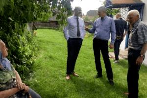 Польські музейники записували свідчення старожилів  на Камінь-Каширщині
