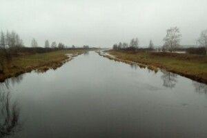 Можливе затоплення: на Волинь наступає велика вода