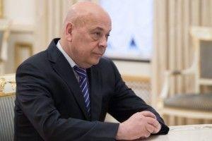 Москаль очолив виборчий штаб Порошенка