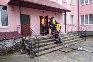 У Шацьку відбулась евакуація дитячого садка. Навчальна