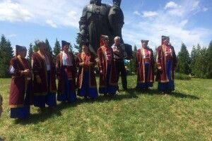 «Маневицька Сотня» – переможці Всеукраїнського фестивалю