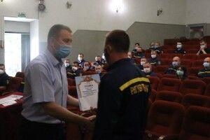 У Володимирі рятувальників вітали з професійним святом