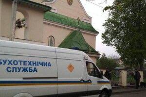 У Львові на Великдень замінували сім храмів