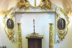 У Камені-Каширському зберігається найстаріший дерев'яний католицький вівтар на Волині.