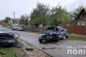 Покатав ровесників на батьківському авто: троє неповнолітніх потрапили в ДТП на Рівненщині