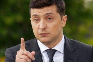 Зеленський пригрозив жорстким карантином, якщо хворих буде понад 9500 за добу