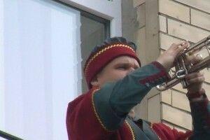 У Луцьку сьогодні вперше – день кликуна. Буде й випробування (Відео)