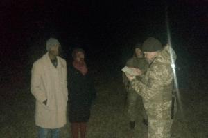 Неподалік кордону з Польщею затримали двох подорожувальників із Раунди